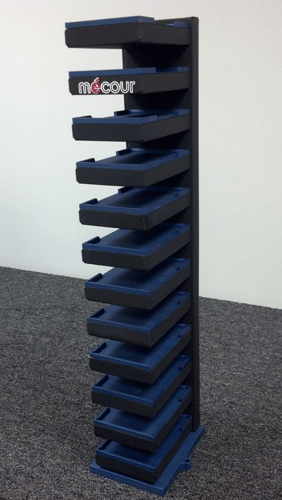 TW 12 Single Thermal Plate Tower
