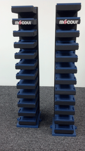 Twin 12 Plate Thermal Towers 2