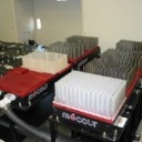 deep well plate thermal sample storage block