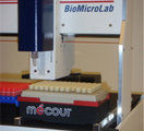biomicrolab unit with mecour system