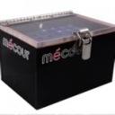 ultra low temperature thermal block