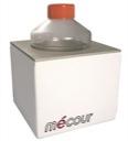 Media bottles, 1 liter round bottle Thermal Block