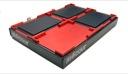 laboratory sample storage 4-microplate thermal block