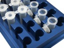 Eppendorf tubes with cap slot Thermal Insert
