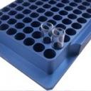 vials on sbs base, tube based assays