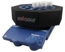 Microbiological testing stir plate system