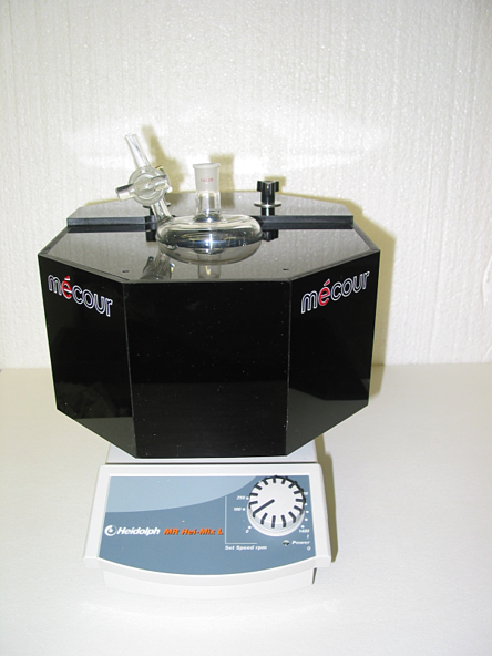70C Reaction Vessel & Stir Plate System resized 600