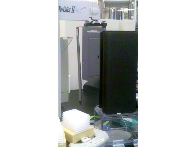 MECOUR  TWISTER THERMAL PLATE STKR