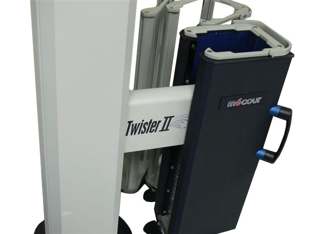 Thermal Plate Stacker Twister II