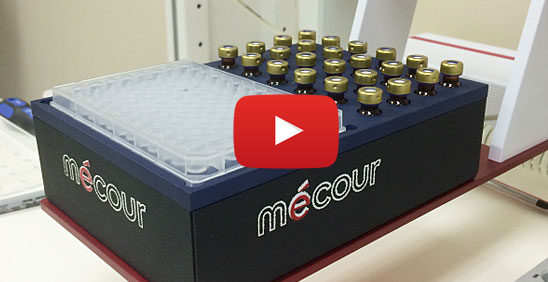mecour thermal control product videos